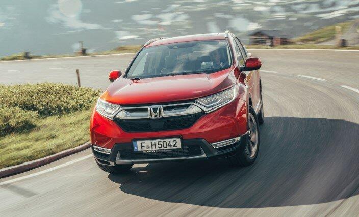 2020 Honda CRV Canada