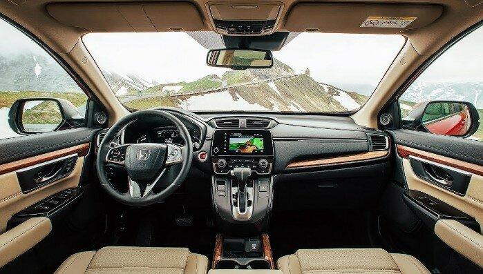 2020 Honda CRV SE Interior