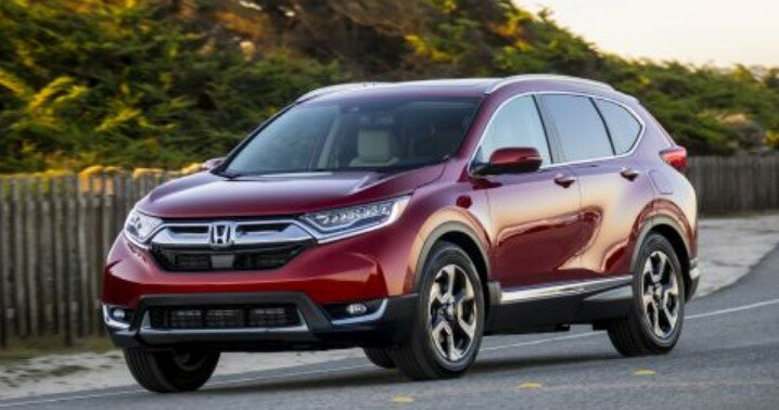 2020 Honda CRV SE Release Date